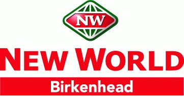 New World Birkenhead Logo